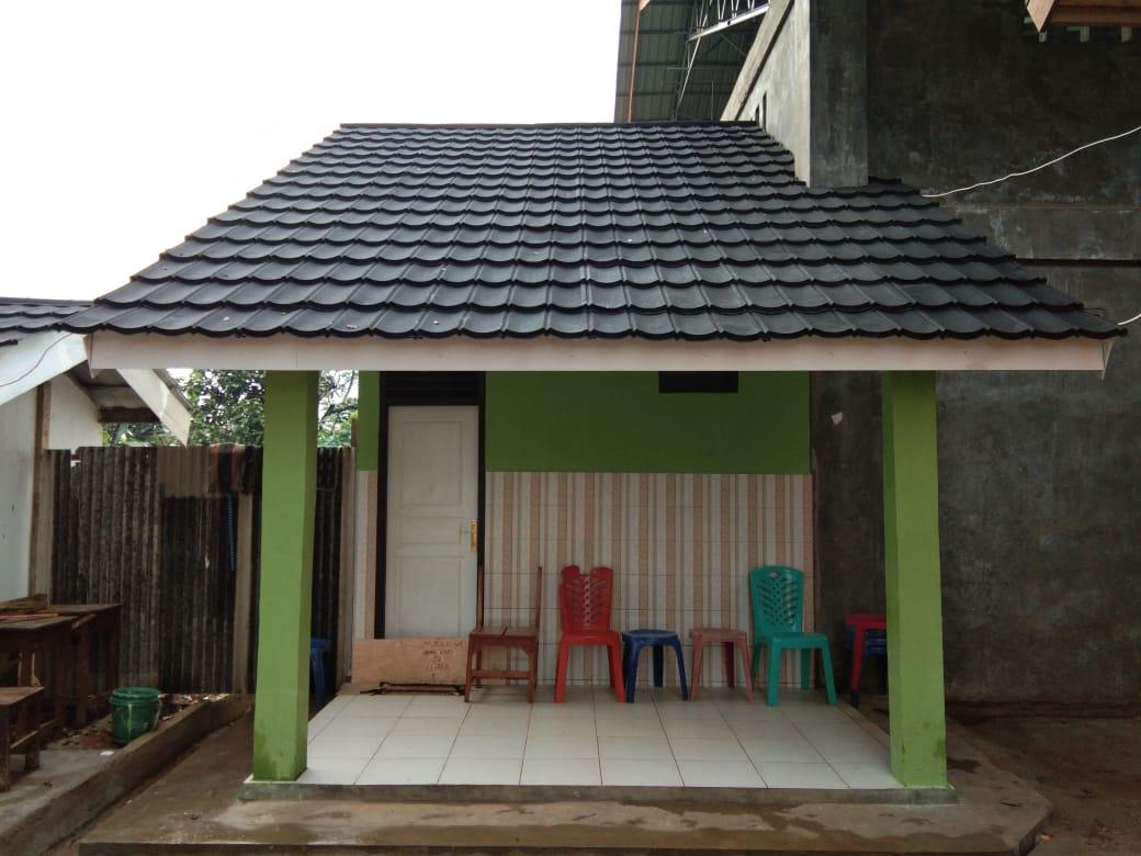 Gambar Pembengunan WC SMA Ngerei 1 Bukitkemuning DAK 2018